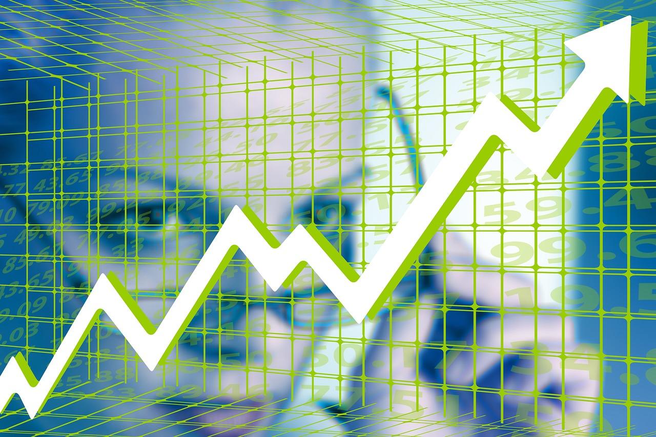 גרף שוק ההון