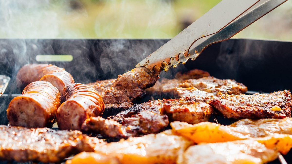 בשר טעים על הגריל