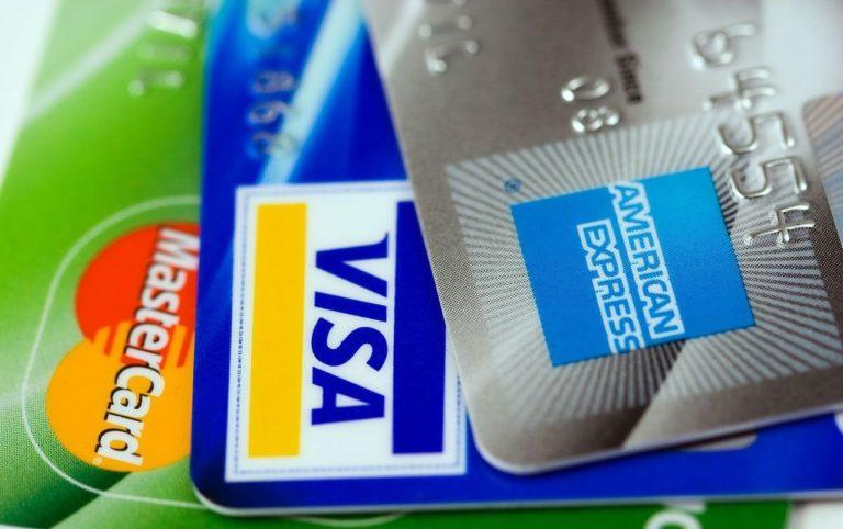 כרטיסי אשראי ראשית